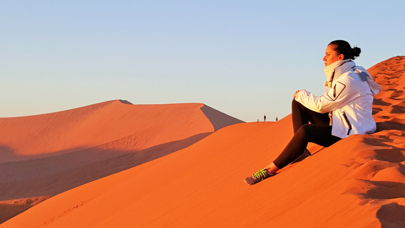 Dune+45,+Namib+Desert